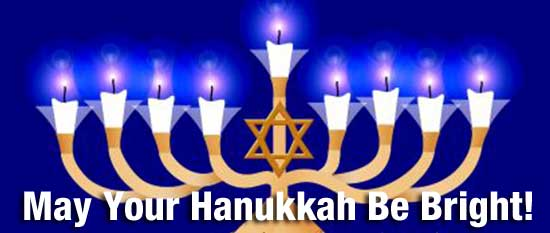 Happy Channukah